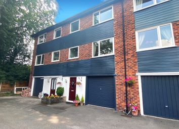 Thumbnail 3 bed town house for sale in Sunnybank, Holly Road North, Wilmslow