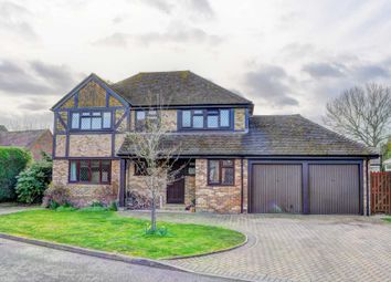 Thumbnail 4 bed detached house for sale in The Orchard, Naphill, High Wycombe