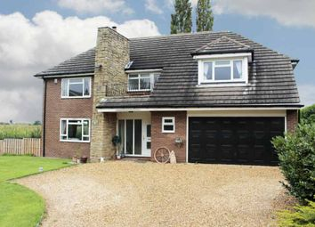 Thumbnail 4 bed detached house for sale in South Bramwith, Doncaster, South Yorkshire