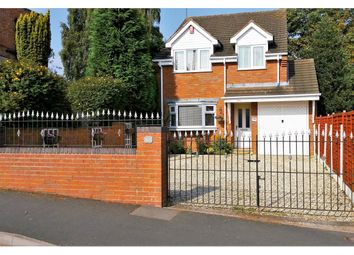 Thumbnail 4 bed detached house for sale in Bridgnorth Road, Wollaston, Stourbridge
