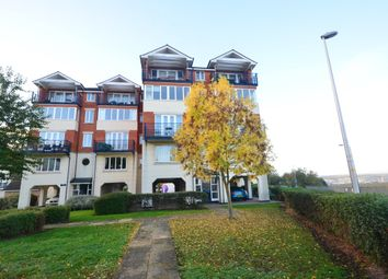 Thumbnail 2 bed flat to rent in Shelley Rise, Borstal, Rochester