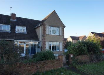 Thumbnail 3 bedroom semi-detached house for sale in Rodway Hill Road, Mangotsfield