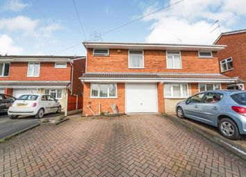 3 bed semi-detached house for sale in Gordon Crescent, Brierley Hill, West Midlands DY5