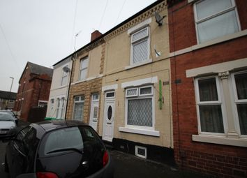 Thumbnail 3 bedroom terraced house for sale in Hudson Street, St Anns, Nottingham