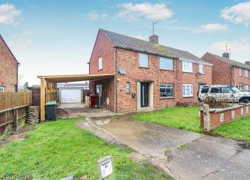 Thumbnail 3 bed semi-detached house for sale in Gloucester Crescent, Rushden