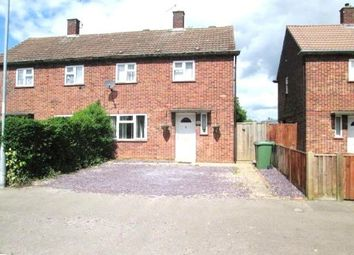 Thumbnail 2 bedroom semi-detached house for sale in Lilac Road, Dogsthorpe, Peterborough, Cambridgeshire