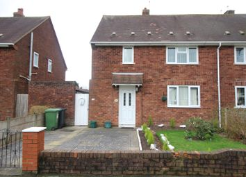 Thumbnail 1 bed flat for sale in Ashmore Avenue, Wolverhampton, West Midlands