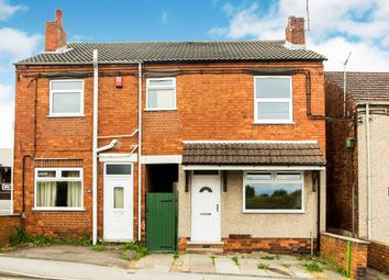 Thumbnail 2 bed semi-detached house for sale in Main Street, Awsworth, Nottingham