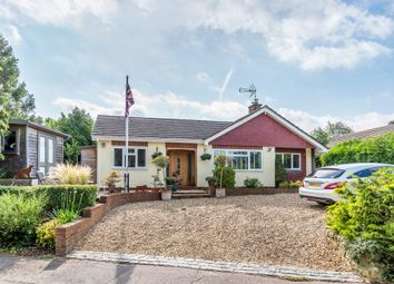 Thumbnail 4 bed detached bungalow for sale in Lime Kiln Road, Mannings Heath, Horsham