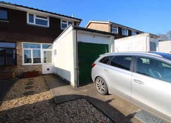 Thumbnail 3 bed terraced house for sale in Churchill Avenue, Bishops Waltham