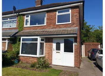 3 bed semi-detached house for sale in Coniston Drive, Walton-Le-Dale, Preston PR5