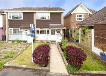 Thumbnail 3 bed semi-detached house for sale in The Hawthorns, Loughton