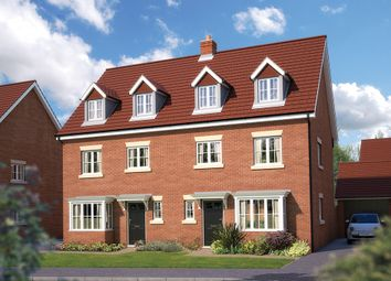 "Thumbnail 4 bed semi-detached house for sale in ""The Wimborne"" at Fulbeck Avenue, Worthing"