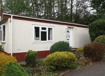 Thumbnail 2 bed mobile/park home for sale in Turtle Dove Avenue, Turners Hill Park, Turners Hill, West Sussex