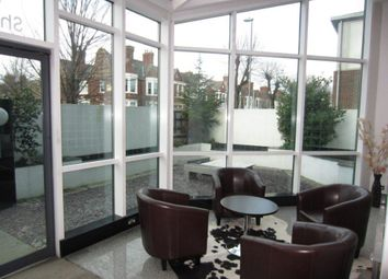 Thumbnail 2 bedroom flat to rent in Shelton House, Park Road, Peterborugh