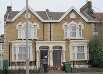 Thumbnail 1 bed flat to rent in High Road Leyton, Leyton, London