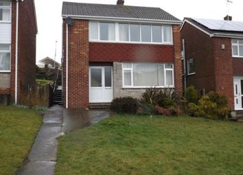 Thumbnail 3 bed detached house for sale in Parkway, Sutton-In-Ashfield, Nottinghamshire