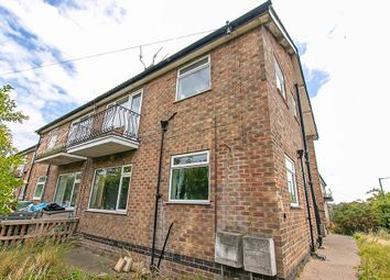 Thumbnail 2 bed maisonette for sale in Compton Road, Sherwood, Nottingham