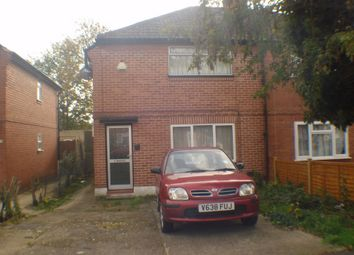 Thumbnail 3 bedroom semi-detached house to rent in Surrey Avenue, Slough, Berkshire