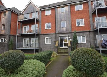 Thumbnail 2 bed flat for sale in Dunlin House, Millward Drive, Milton Keynes