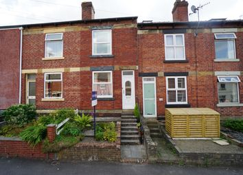 Thumbnail 3 bed terraced house for sale in Rushdale Road, Meersbrook, Sheffield