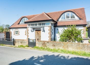 Thumbnail 4 bed detached house for sale in Lake Lane, Barnham, West Sussex