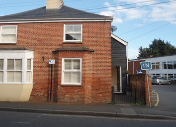 Thumbnail 2 bed semi-detached house to rent in High Trees, Back Lane, Stock, Ingatestone