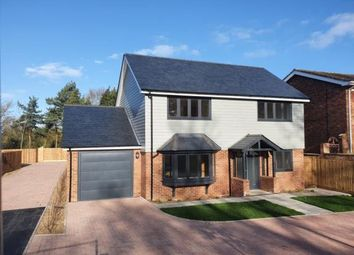 Thumbnail 4 bed detached house for sale in Parsons Heath, Colchester