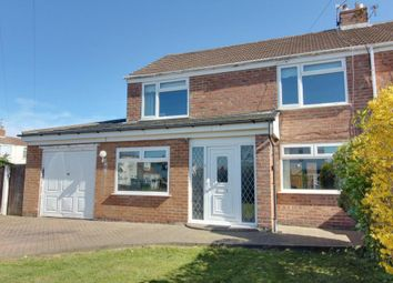 Thumbnail 3 bed semi-detached house for sale in Marshallsay, Formby, Liverpool