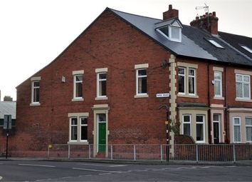 Thumbnail 5 bedroom end terrace house for sale in Park Road, Wallsend
