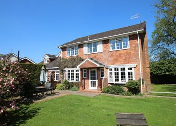 Thumbnail 5 bed detached house for sale in Woodstock Close, Cranleigh