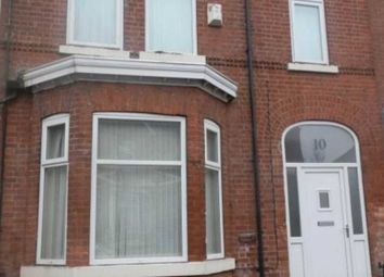 Thumbnail 7 bed shared accommodation to rent in Great Cheetham Street West, Salford
