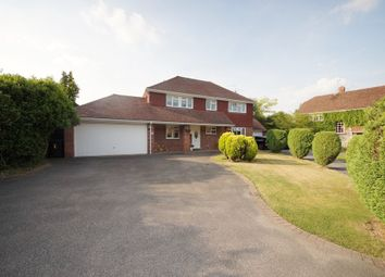 Thumbnail 4 bed detached house for sale in Hunts Close, Hook