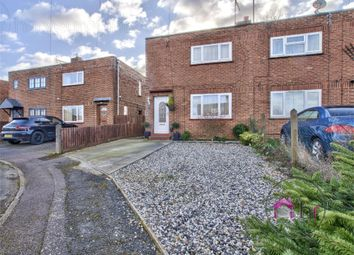 Thumbnail 3 bed semi-detached house for sale in Potton Road, Eynesbury, St. Neots