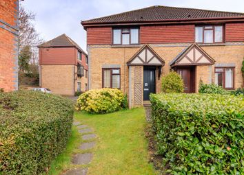 Thumbnail 1 bed terraced house for sale in Dairymans Walk, Burpham, Guildford