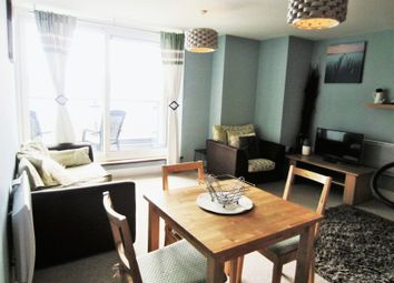 Thumbnail 2 bed flat to rent in Breakwater House, Ferry Court, Cardiff