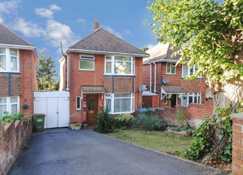 Thumbnail 3 bed detached house for sale in Midanbury Lane, Southampton