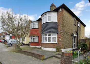 3 bed semi-detached house for sale in Budleigh Crescent, Welling, Kent DA16