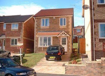 Thumbnail 3 bed detached house to rent in Cranbourne Way, Pontprennau, Cardiff