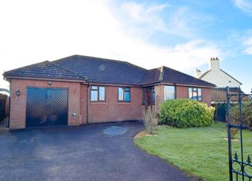 Thumbnail 3 bed detached bungalow for sale in High Street, Westcott