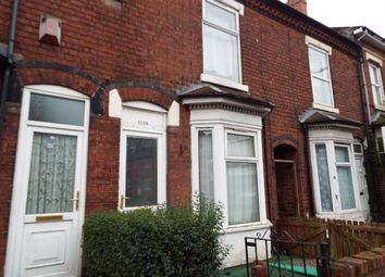 Thumbnail Terraced house for sale in Pershore Road, Stirchley, Birmingham, West Midlands