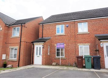 Thumbnail 2 bedroom end terrace house for sale in St. Mathew Way, Leeds