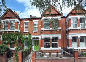 Thumbnail 4 bed terraced house for sale in Wavendon Avenue, Chiswick, London