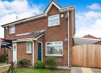 Thumbnail 3 bed semi-detached house for sale in Exeter Avenue, Radcliffe, Manchester, Greater Manchester
