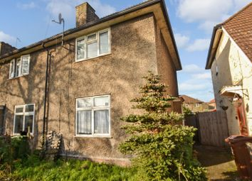 Thumbnail 2 bed end terrace house for sale in Coombes Road, Dagenham