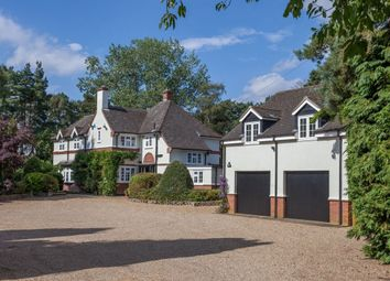 Thumbnail 6 bed detached house for sale in Spixworth Road, Hainford, Norwich