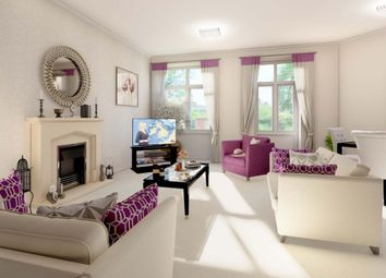 Thumbnail 2 bed flat for sale in Winchester Street, Andover