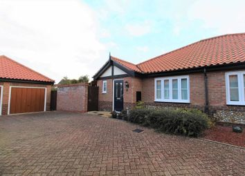2 bed semi-detached bungalow for sale in Clydesdale Drive, Hemsby, Great Yarmouth NR29