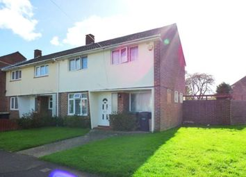 Thumbnail 3 bed end terrace house for sale in Bracklesham Road, Gosport