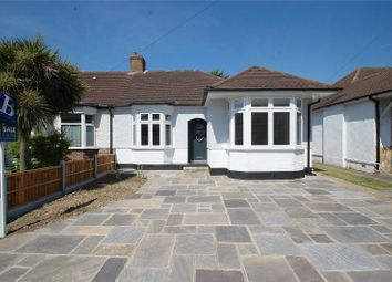 Thumbnail 3 bed semi-detached bungalow for sale in Grosvenor Drive, Hornchurch